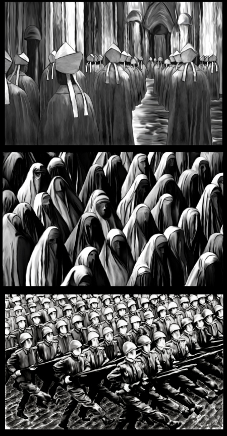 Eglise Catholique - Islam - Armée