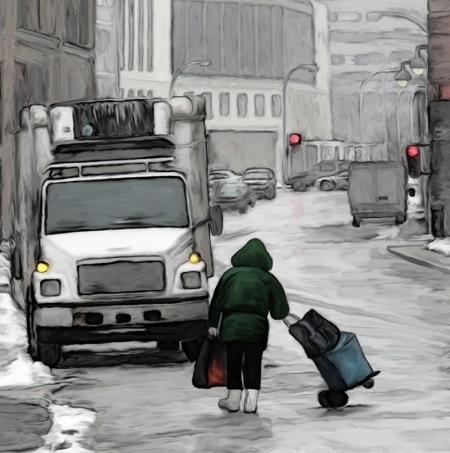 Montréal, 22 décembre 2010