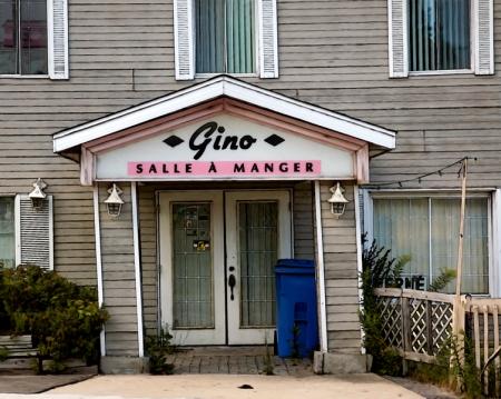 restaurant Gino, Saint-Gabriel de Brandon, Qc