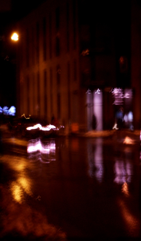 Montreal  janvier pluie