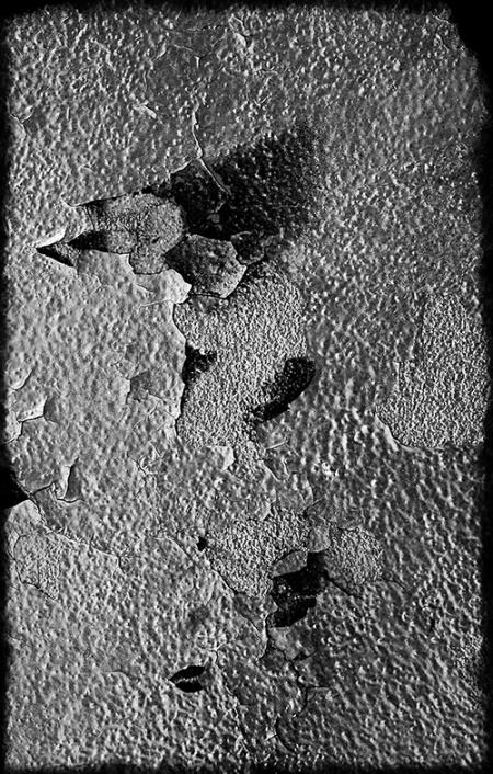 Texture argentée
